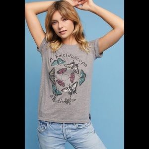 Anthropologie Ele Willoughby Tee